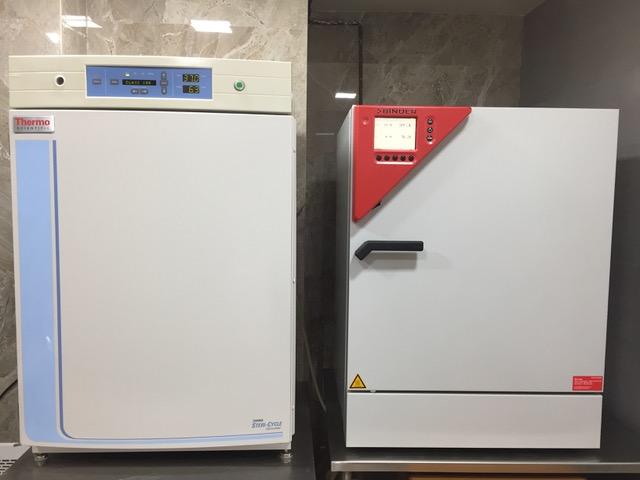 CO2 Incubator at Dr. Nagori's Institute