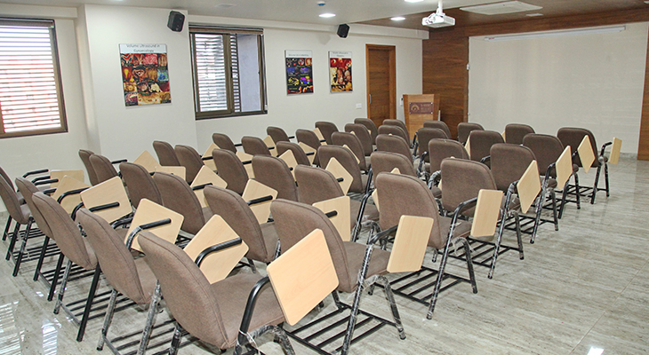 Conference Room at Dr. Nagori's Institute
