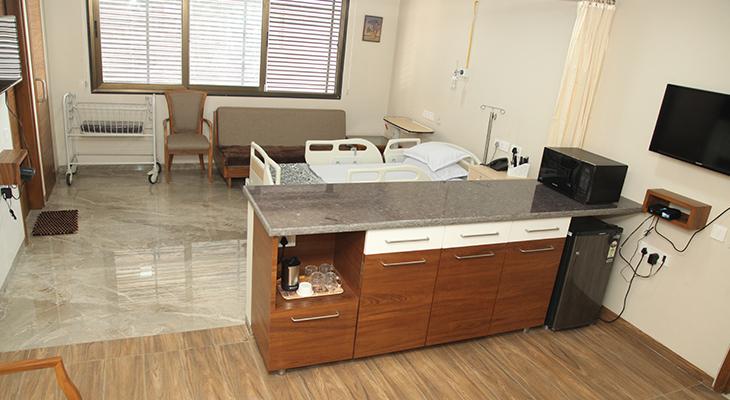 Indoors Facility at Dr. Nagori's Institute