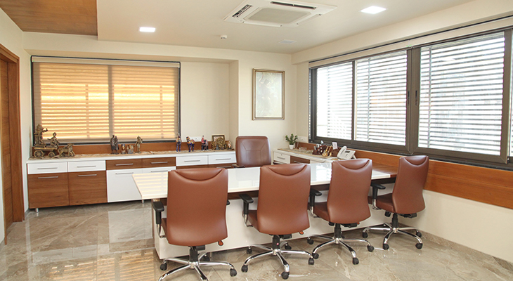 consulting-room at Dr. Nagori's Institute